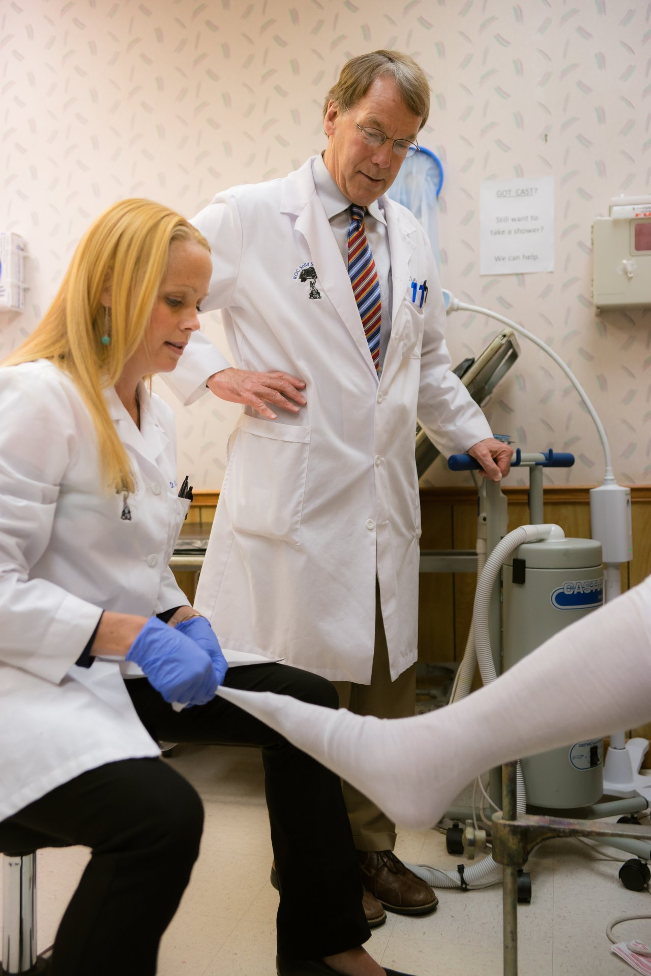 Foot & Ankle – Richards Orthopaedic Center